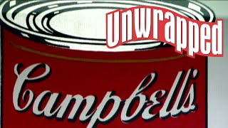 UNWRAPPED: How Campbell's Tomato Soup is Made | Food Network