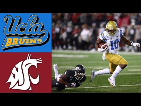 Dan's Football Page - UCLA TRAILS BY 32 IN THE SECOND HALF AND COMES BACK TO WIN