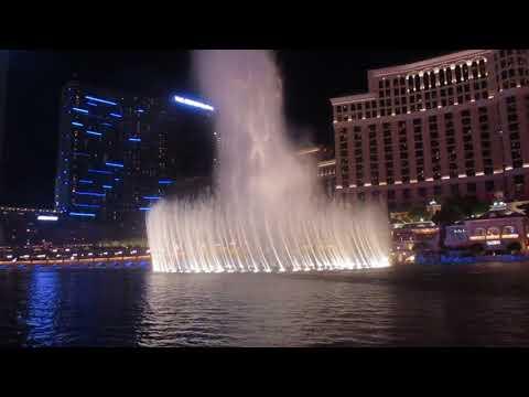 Las Vegas water show