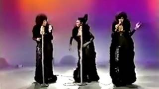 The Supremes - Stoned Love [Mike Douglas Show - 1973]