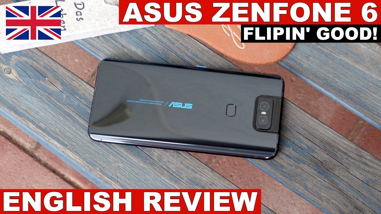 Asus Zenfone 6 Review: Awesome Phone! (English)