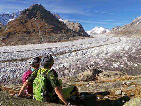 Il ghiacciaio dell'Aletsch (Marco Negri)