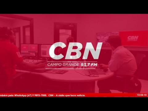 CBN Campo Grande (22/03)