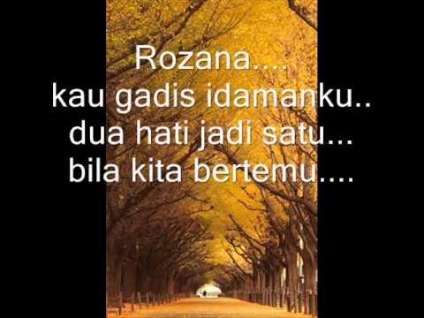 rozana (lirik)