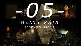 [PS4] Heavy Rain #05 - Sklep Hassana / Bezsenność  / Paparazzi / Stacja Lexington