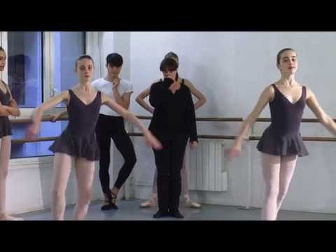 Ecole du Ballet de Paris Stanlowa