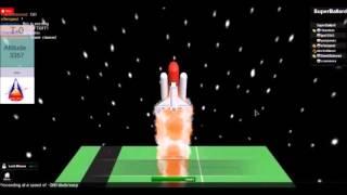 STS-3 ROBLOX NASA Mission - STS - Aspiration
