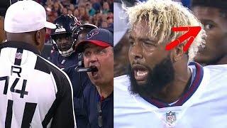 Best Meltdowns of 2018 (NFL)
