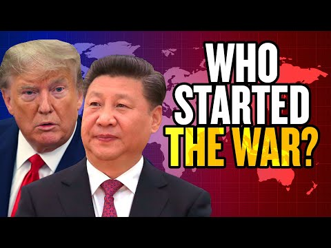 US vs China: Who Started the New Cold War?
