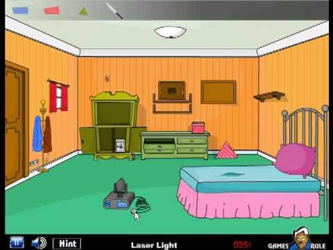 Funny room escape video walkthrough youtube for Small room escape 6 walkthrough