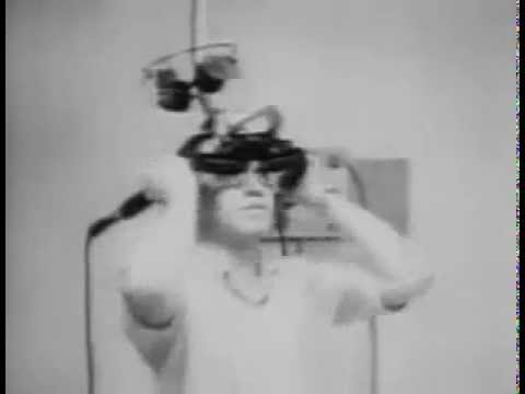 Head-Mounted Display, Ivan Sutherland, 1968