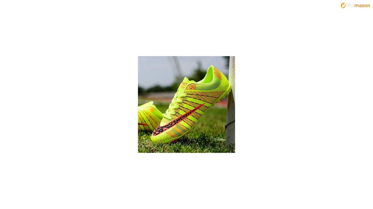 933c70011 JiYe Men Soccer Shoes for Women Turf Shoe Indoor Cross Training by ...