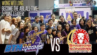 Download Video HoopsHighlights - [ABL 2018-2019] BTN CLS Knights Indonesia vs Singapore Slingers (HD) MP3 3GP MP4