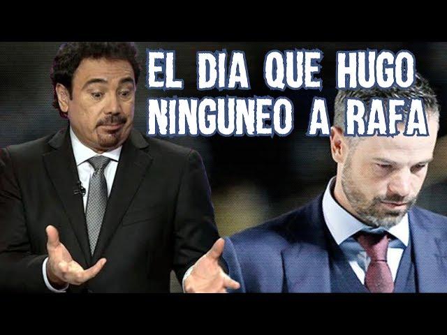 Conoce Cuando Rafa Puente Jr le Calló la boca a Hugo Sánchez, Boser salseo