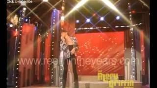 Whitney Houston's Boob Pops Out of Her Shirt - Wardrobe Malfunction 1985