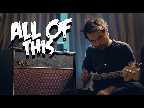 Blink-182 - All Of This [Cover]