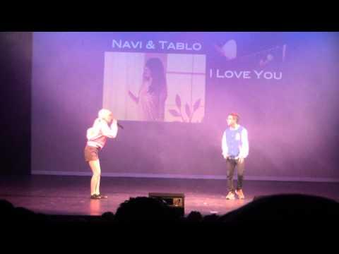 120204 Hallyuwood Director's Cut - Navi feat. Tablo I love you