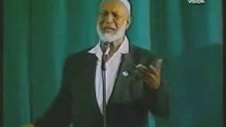 how to treat jews according to islam - sheikh ahmed deedat (123channels.com).wmv