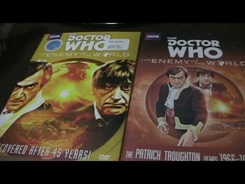 Doctor Who - The Enemy of the World Best Buy Canada Exclusive DVD