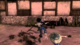 Afro Samurai Español gameplay Xbox 360 Subtitulado