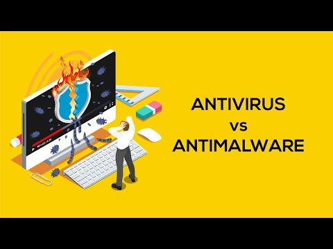 Antivirus Vs Antimalware   Confusion Cleared With Demonstration