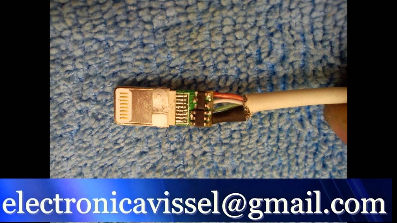 Cable Cargador Iphone  Original