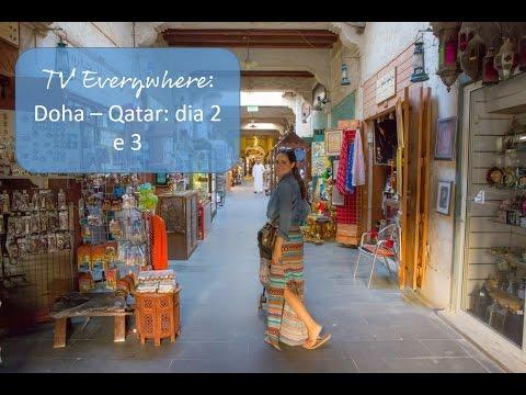 Doha dia 2 e 3: Como se vestir no Oriente Médio e mercado árabe