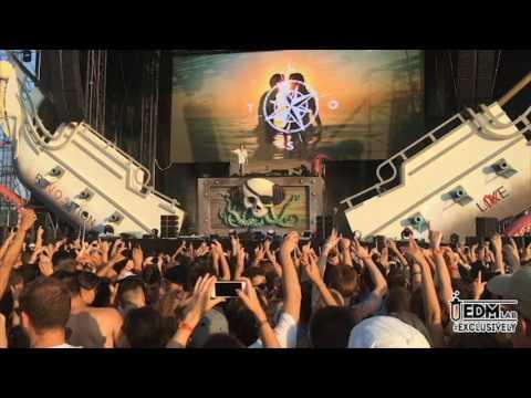 Brian Cross b2b Jp Candela, Lost Frequencies & Kygo Barcelona Beach Festival 2017