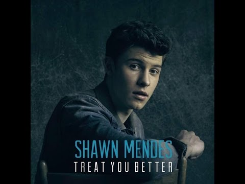 treat you better shawn mendes lyrics and chords