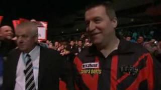 Ronnie Baxter Walk-on - Week 8 - 2010 Premier League