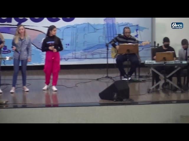 Culto Primeira Igreja Batista em Guarapari 05/08/2021-19h30