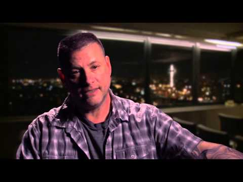 Deliver Us From Evil: Author Ralph Sarchie Behind The Scenes Movie Interview