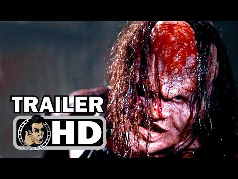 VICTOR CROWLEY Official Trailer (2017) Kane Hodder Horror Movie HD streaming vf