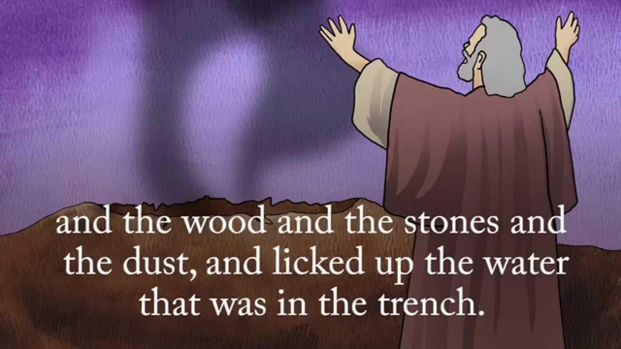 Old Testament - Elijah - Lesson - YouTube