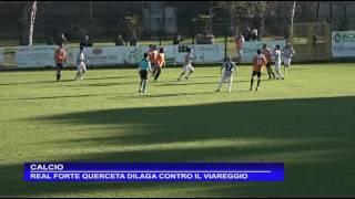 Real Forte Querceta-Viareggio 6-0 Serie D Girone E