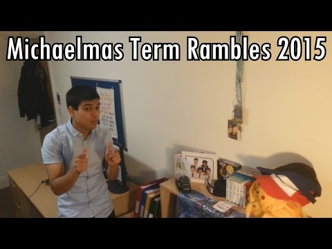 Michaelmas Term Rambles 2015