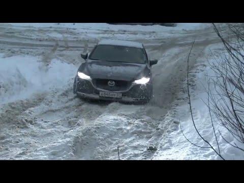 Новая Mazda 6 2020 на Бездорожье