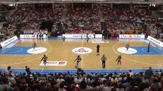 DBB-TV: Deutschland - Türkei (ganzes Spiel)