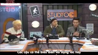 vietsub mblaq studio c part 2