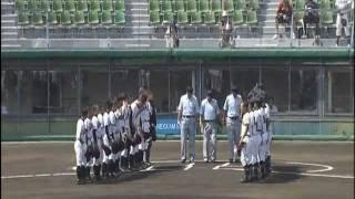 2011全国選手権香川大会 2回戦 藤井高校vs高松商業高校 2