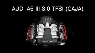 AUDI A6 2009 3.0 TFSI CAJA