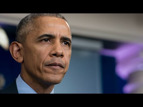 Obama Urges Americans to Engage in Politics in...