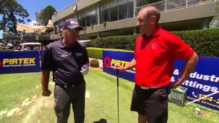 Bradley Hughes Golf The Downswing Golf Tip