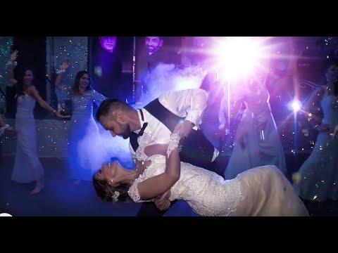 GELIN ve ARKADASLARI... YOK BÖYLESI - FILM GIBI !!! 🎵Wedding suprise Dance 🎶 Turkey-Arab-USA