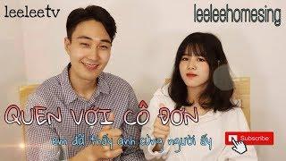 QUEN VỚI CÔ ĐƠN_Cover_ Leelee
