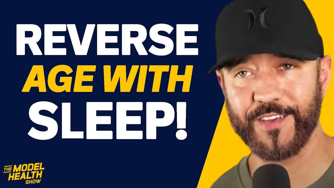 How I Reversed My Age By OPTIMIZING SLEEP! | Shawn Stevenson