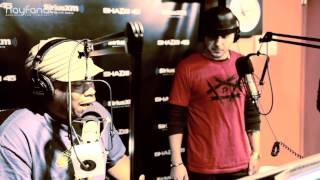 "R-Mean - Video Interview on ""Sway In The Morning"" in NYC // Armenian Rap // HD"