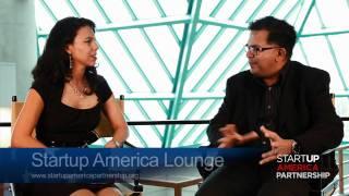 Jai Jaisimha Interview at the Startup America HD Social Lounge, TiEcon 2011