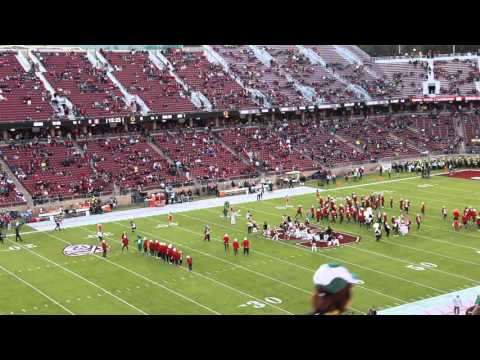 Marching band de Stanford