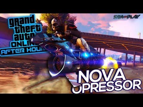GTA Online: NOVA MOTO VOADORA 'Pegassi Oppressor MkII' | DLC After Hours